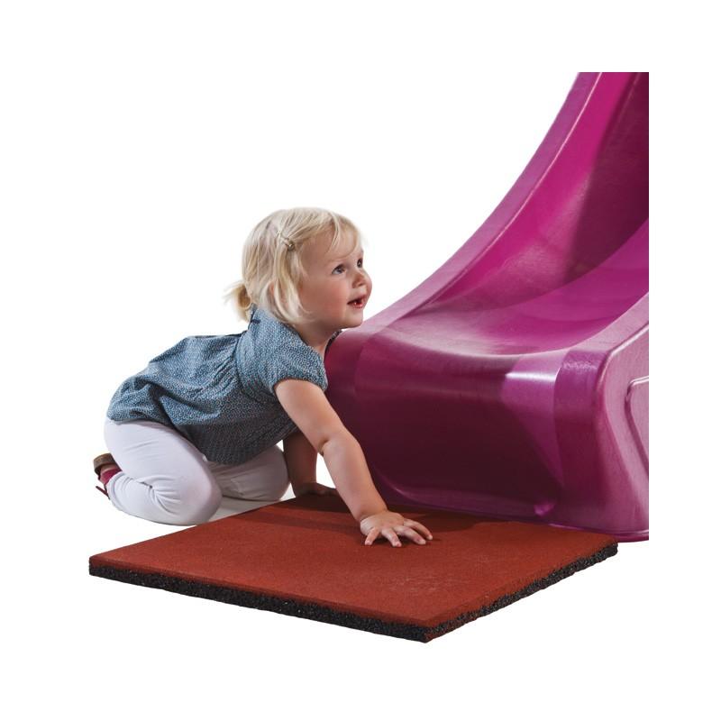 Nawierzchnia bezpieczna na plac zabaw 50x50x4,2 cm