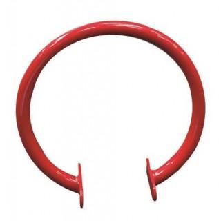 Metalowy uchwyt równoważni - okrągły