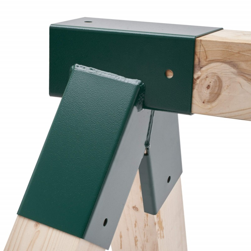 Łącznik do huśtawki 90x90 - kwadratowy 100˚