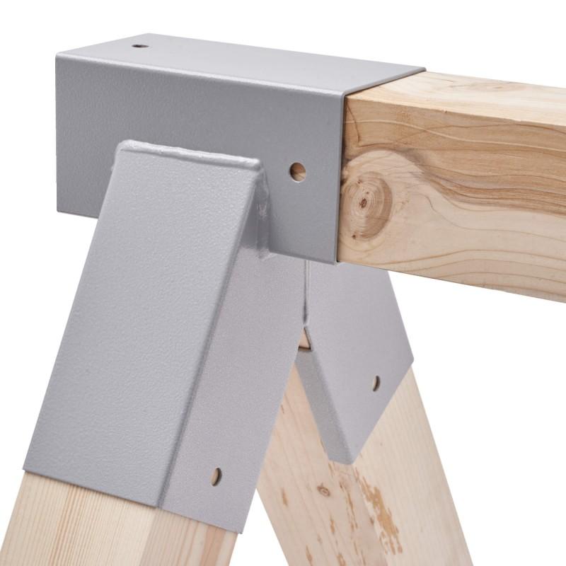 Łącznik do huśtawki 90x90 - kwadratowy 90˚