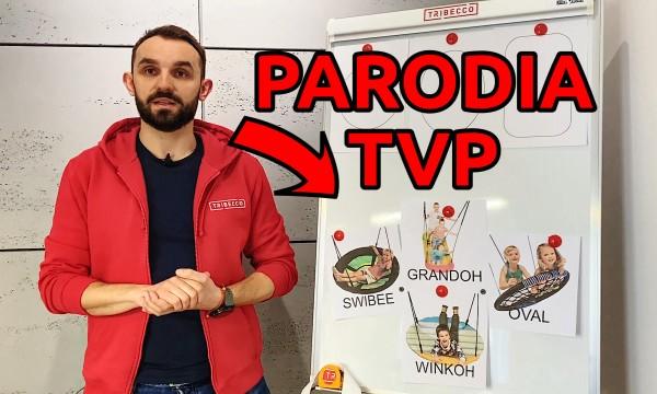 Parodia TVP - bocianie gniazdo i średnica (szkoła tvp parodia)