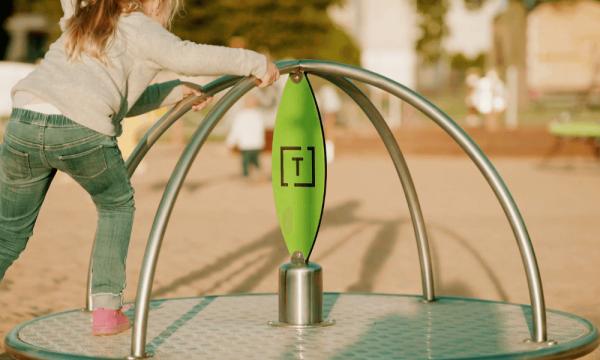 Często wybierane urządzenia na publiczny plac zabaw ze stali nierdzewnej
